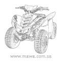 ATV 80cc