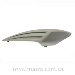 SIDE COVER GREY -1 ; 50CC