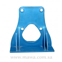 Plastic stand for an external filter HGP-126