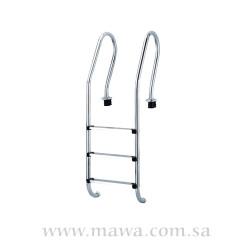 Three Step Ladder(S.S step)with anti slip