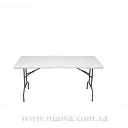 64INCH FOLDING TABLE 162*71.5